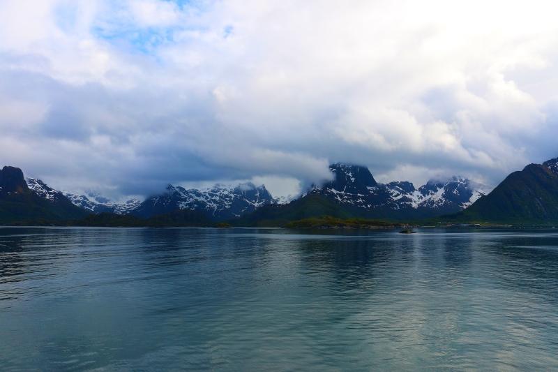 Schifffahrt auf den Lofoten