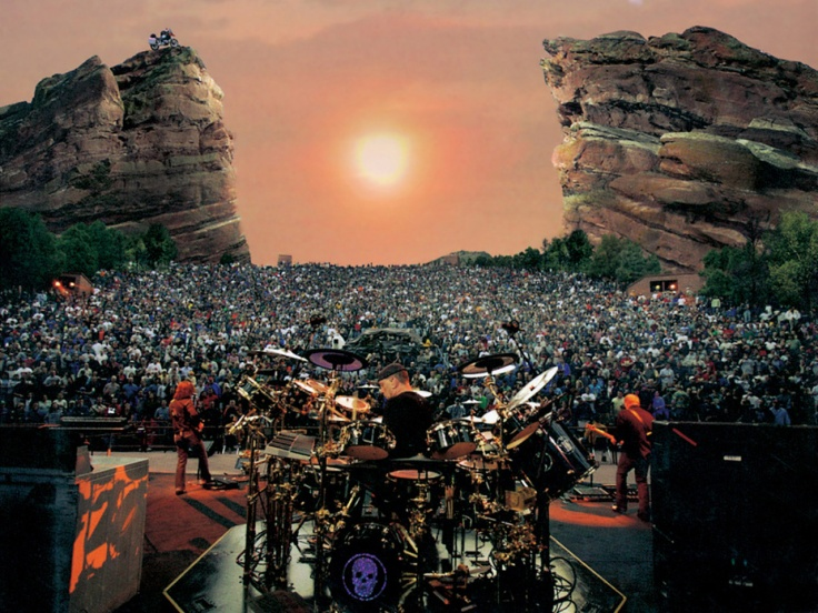 Red Rocks Amphitheater Denver