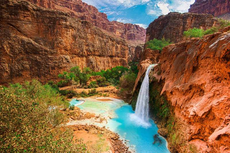 Havasu_Falls_Grand_Canyon