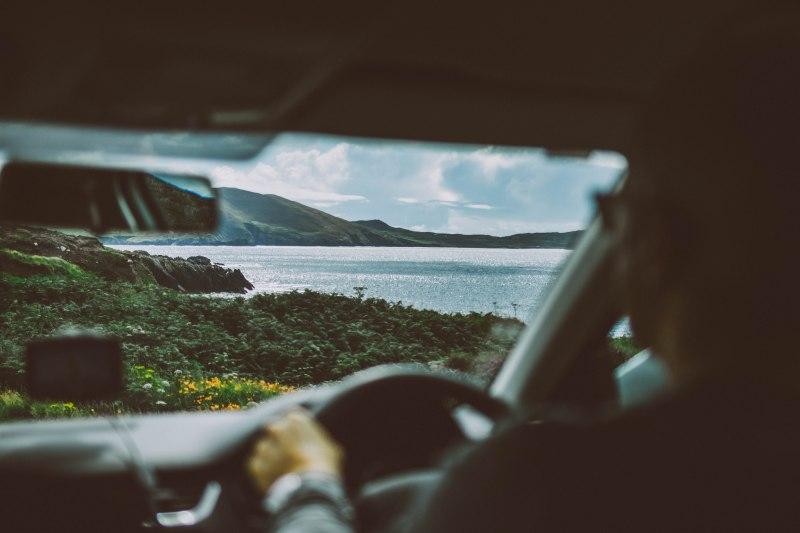 Mit dem Mietwagen durch Irland